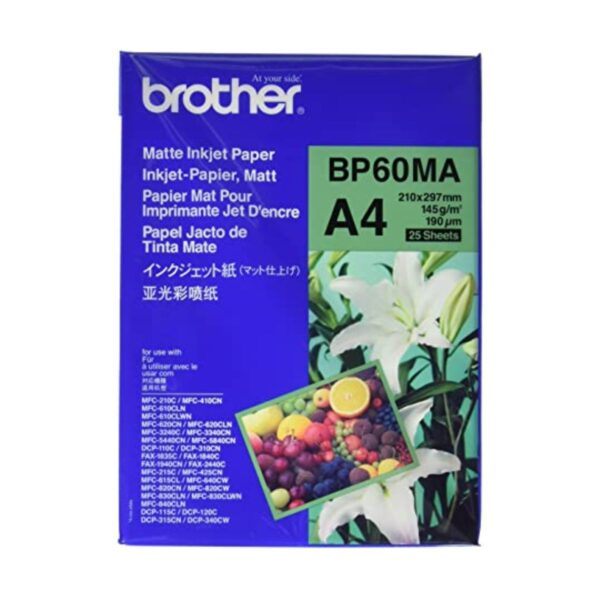 Brother BP60MA Paper