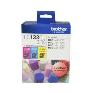 Brother LC133 Colour Trio