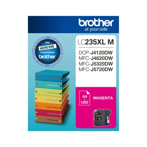 Brother LC235xl Magenta