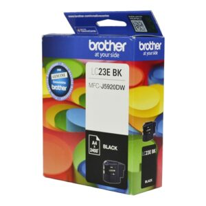 Brother LC23E Black Ink Cartridge