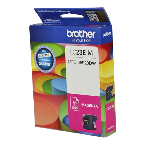 Brother LC23E Magenta Ink Cartridge