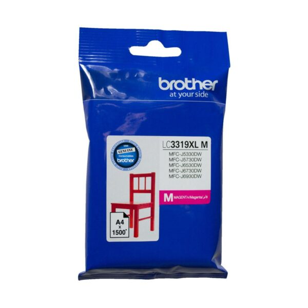 Brother LC3319xl Magenta