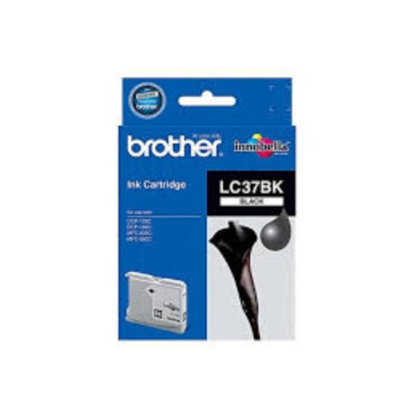Brother LC37 Black