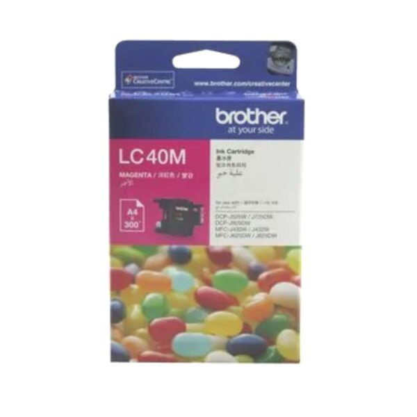 Brother LC40 Magenta
