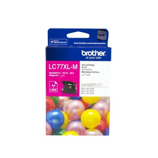 Brother LC77xl Magenta