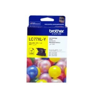 Brother LC77xl Yellow