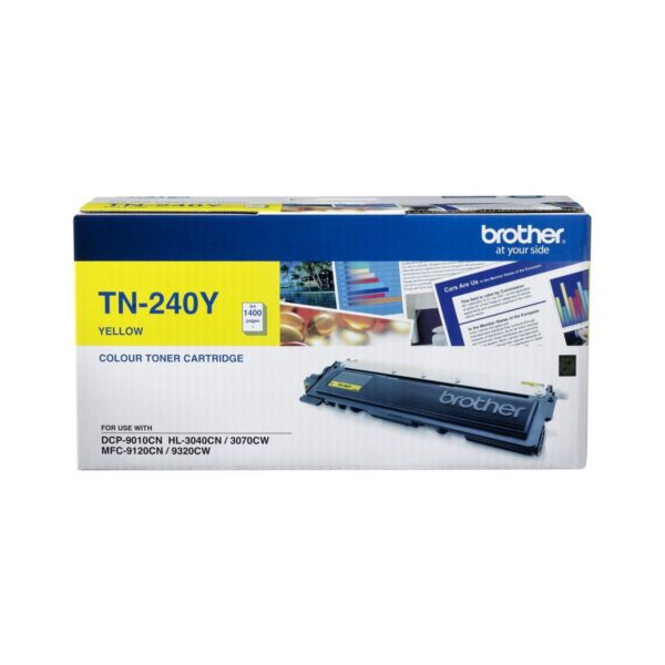Brother TN240 Yellow