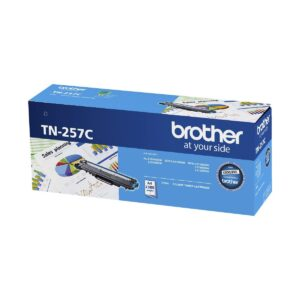 Brother TN257 Cyan