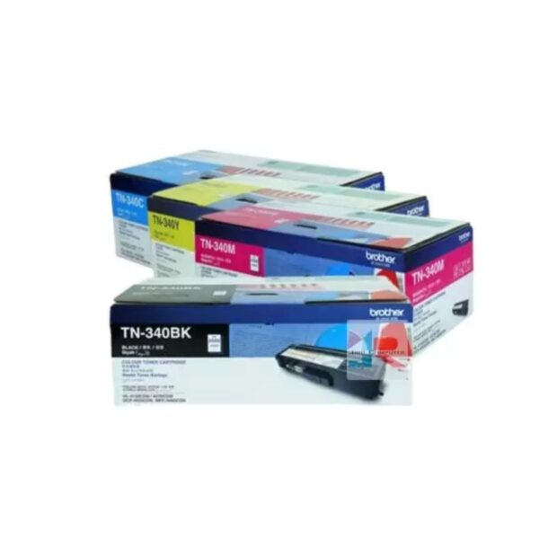 Brother TN340 Pack