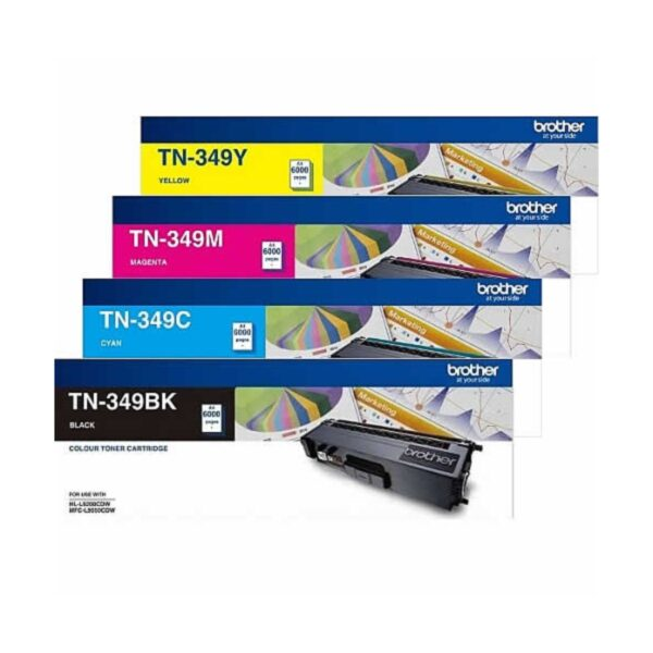 Brother TN349 Pack