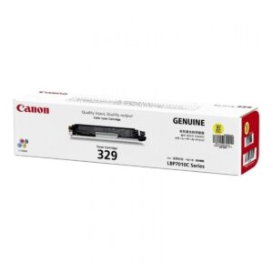 Canon CART329 Yellow