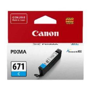 Canon CLI671 Cyan