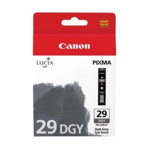 Canon PGI29 Dark Grey