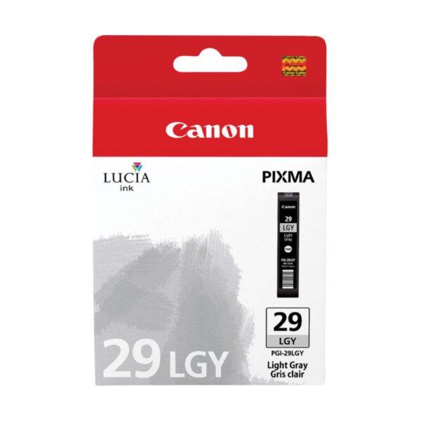 Canon PGI29 Light Grey