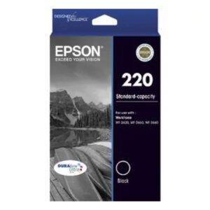 Epson 220 Black