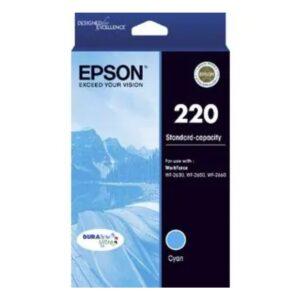 Epson 220 Cyan