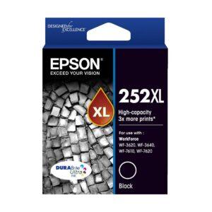 Epson 252xl Black