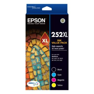 Epson 252xl Pack