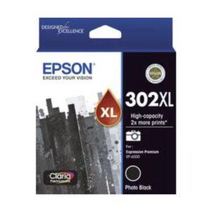 Epson 302xl Photo Black