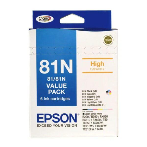 Epson 81N Pack