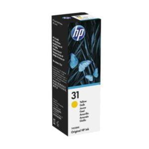 HP 31 Yellow Ink Bottle