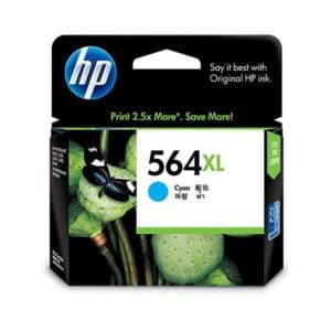 HP 564xl Cyan