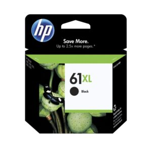 HP 61xl Black