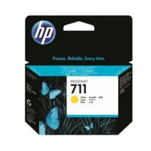 HP 711 Yellow