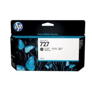 HP 727 Matte Black