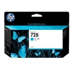 HP 728 Cyan