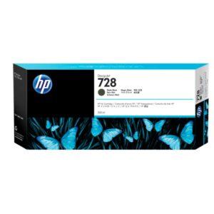 HP 728 Matte Black
