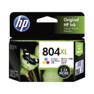 HP 804xl Colour