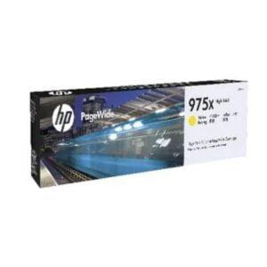 HP 975X Yellow