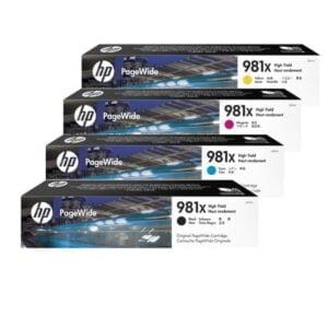 HP 981X Pack
