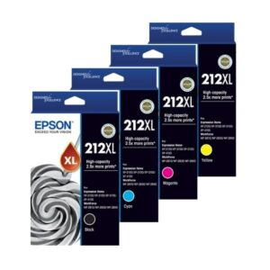 Epson 212xl Pack