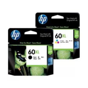 HP 60xl Combo