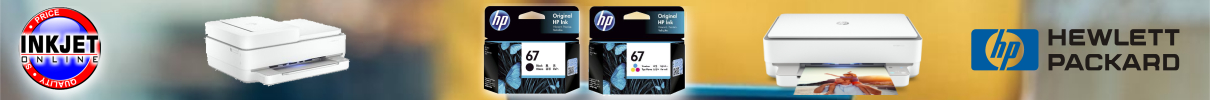 HP Envy 6020 and 6420 Printer Inks