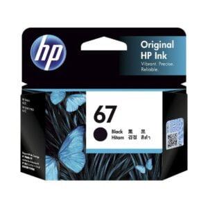 HP 67 Black Cartridge
