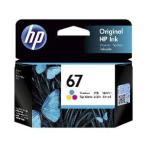 HP 67 Colour Cartridge