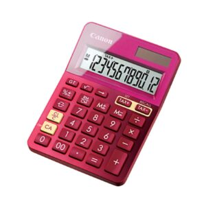 Canon LS123 Pink Calculator