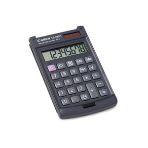 Canon LS390HBL Calculator