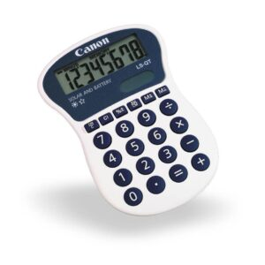Canon LSQT Calculator