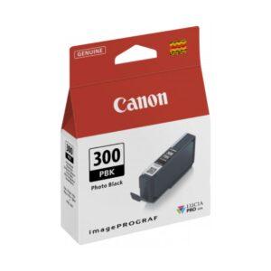 Canon PFI300 Photo Black Ink Cartridge