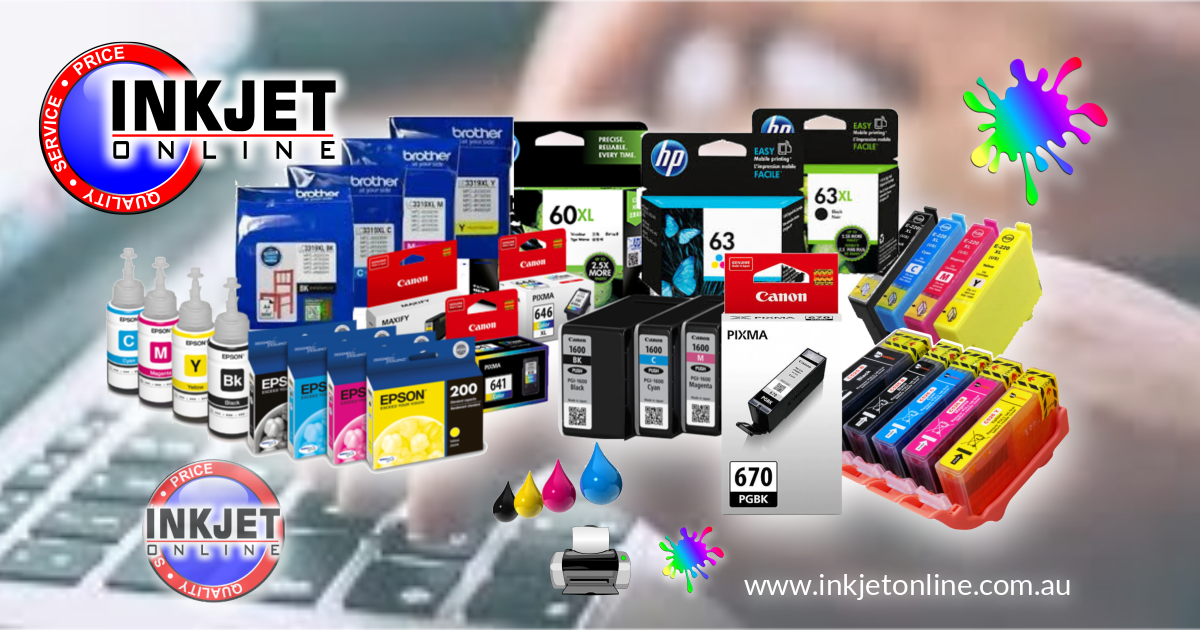 Inkjet Online Ink and Toner Cartridges