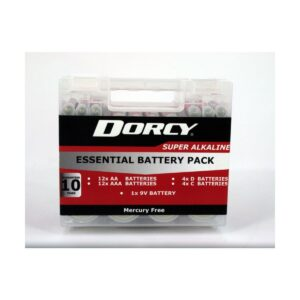 Dorcy Essential Battery Pack