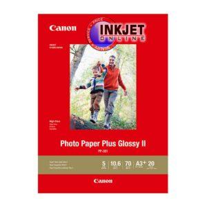 Canon A3+ Photo Paper Plus Glossy II