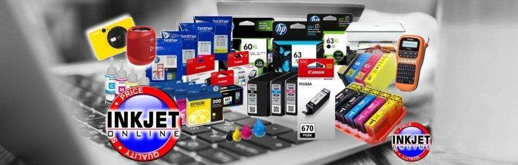 Inkjet Online - Printer Inks & Office Supplies
