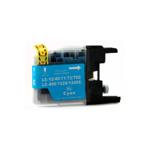 Generic Brother LC73 Cyan Ink Cartridge