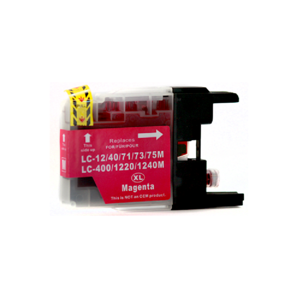 Generic Brother LC73 Magenta Ink Cartridge