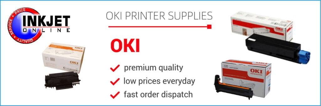 Oki Printer Cartridges Inkjet Online